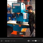 10吨单臂液压机视频
