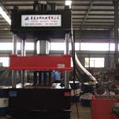 315吨四柱拉伸液压机
