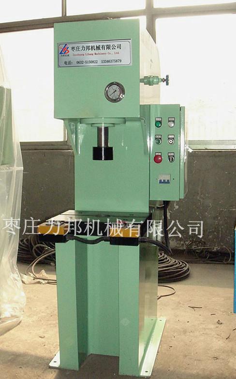 立式轴承压装机