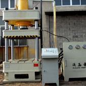 树脂井盖成型液压机