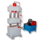 YS31双柱导向液压机