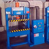 10吨龙门液压机