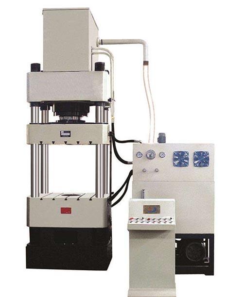 液压机实物图
